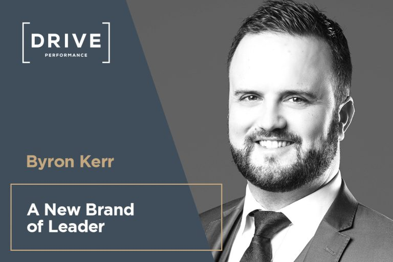 Byron Kerr – A New Brand of Leader